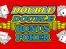 Double Double Bonus Poker в казино Вулкан